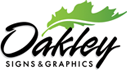 Oakley Signs & Graphics voucher