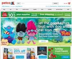 PETCO discount code