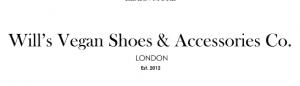 Will's Vegan Shoes discount code